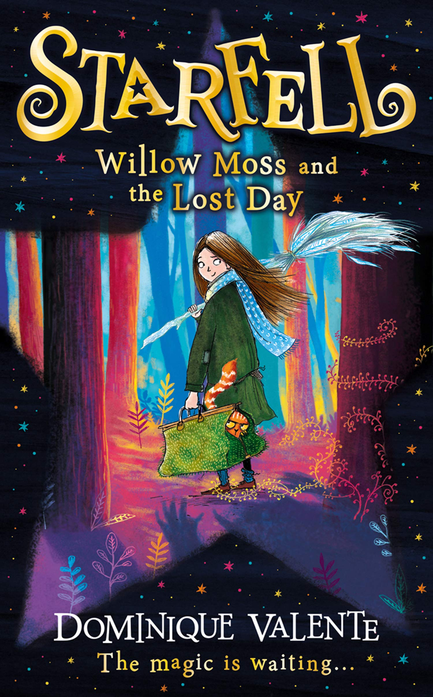 Cover: Dominique Valente Starfell - Willow Moss and the lost day