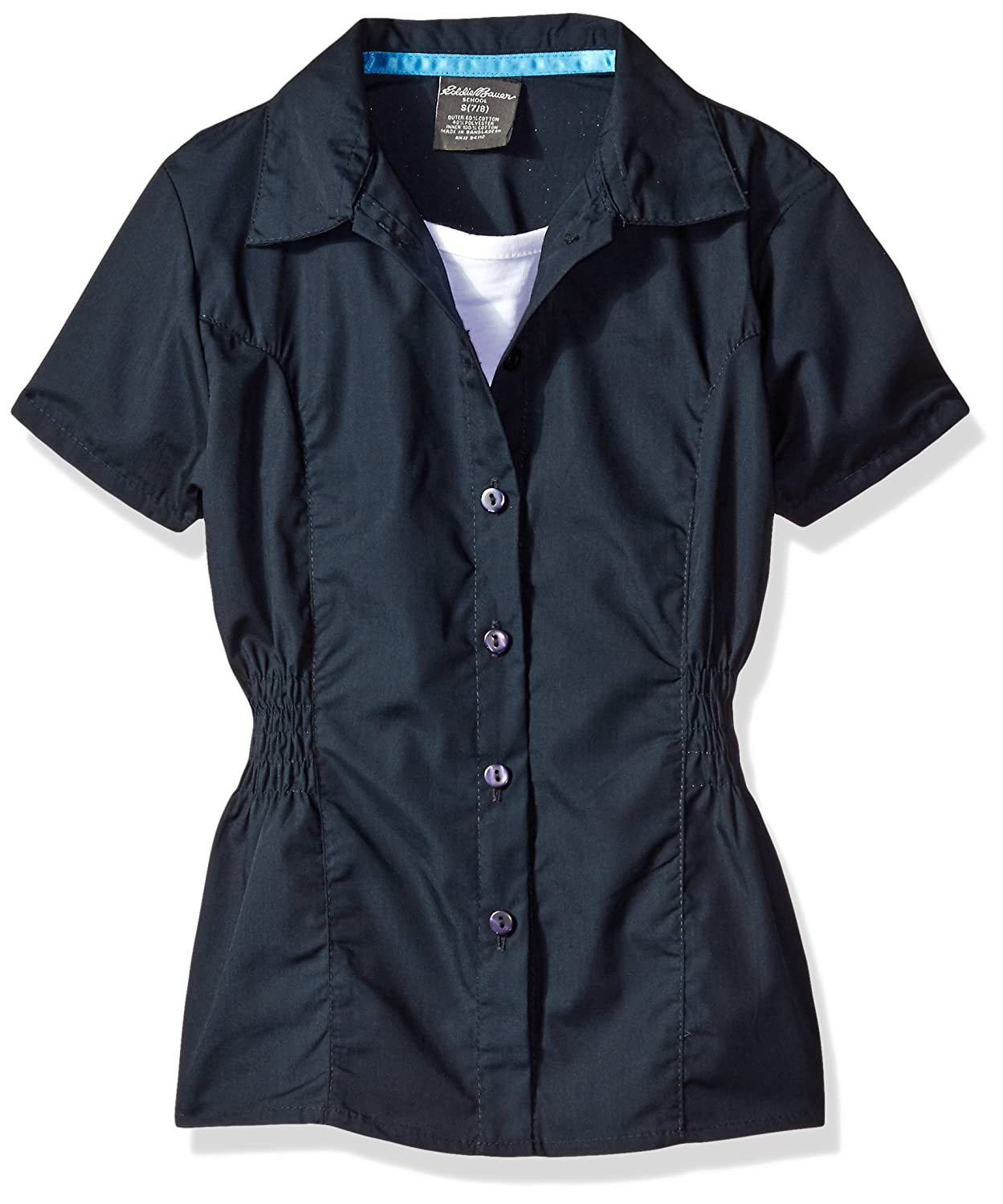 Eddie Bauer Girls' Blouse (More Styles Available) T2ET57