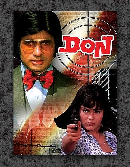 tamatina old hindi movies poster amitabh bachchan zeenat aman