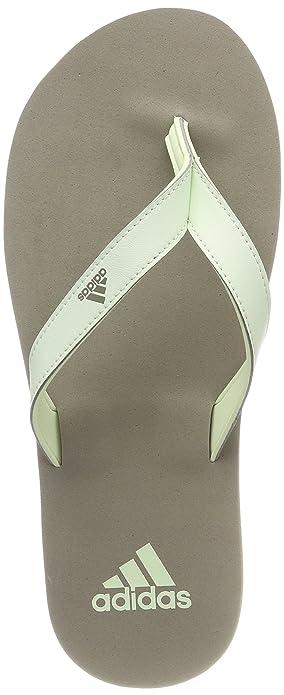 0e8359f00cda adidas Men s Eezay Essence Beach   Pool Shoes  Amazon.co.uk  Shoes ...