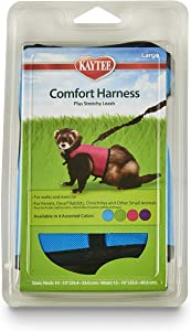 Kaytee Comfort Harness and Stretchy Leash