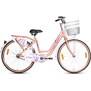 Hero Fashion 26T Single Speed Cycle