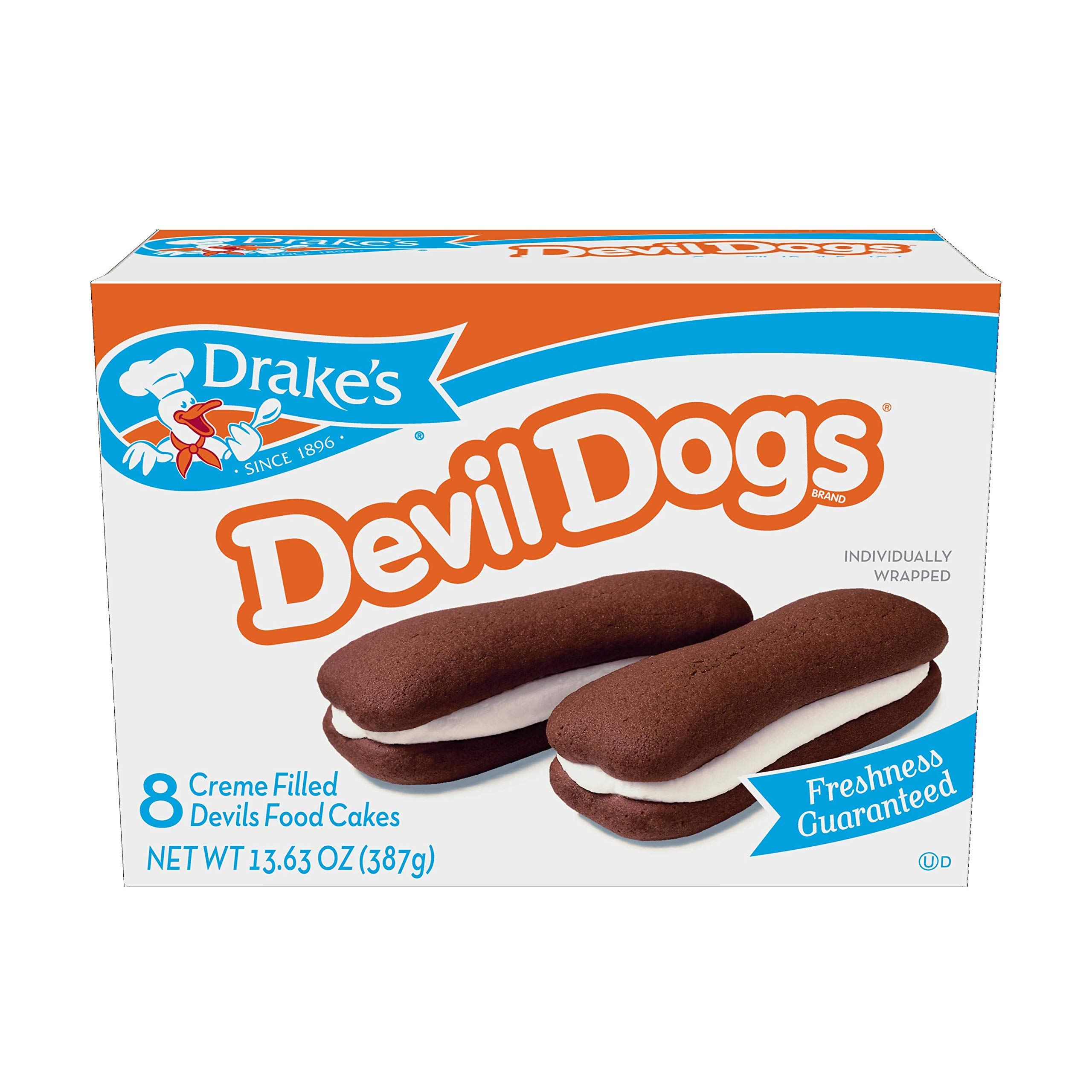 Drake's Devil Dogs, 56 Count by Drake's