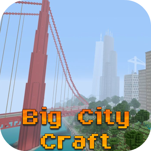 Big City Craft (Best Civilization Like Game Android)