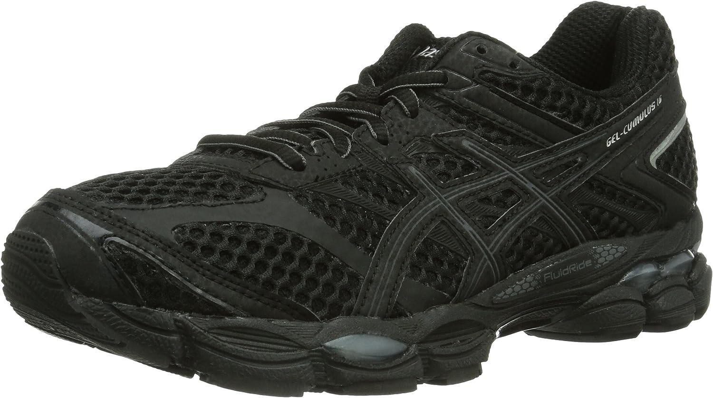 ASICS Gel-Cumulus 16, Zapatillas de Running para Mujer, Negro (Black/Onyx/Silver 9099), 43.5 EU: Amazon.es: Zapatos y complementos