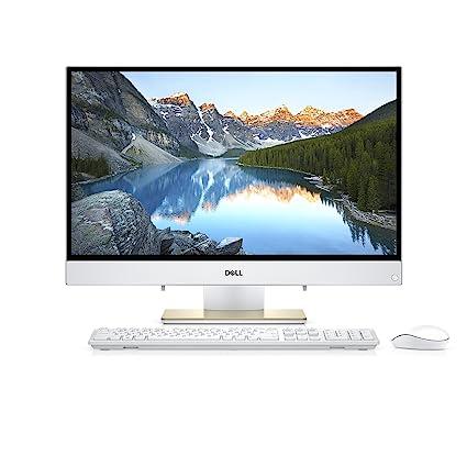 Wondrous Dell I3477 3666Gld Pus Inspiron 24 3477 All In One 23 8 Anti Glare Touch Intel I3 8Gb Memory 1 Tb Sata Hd Intelr Hd Graphics 620 Gold 3 In 1 Interior Design Ideas Clesiryabchikinfo