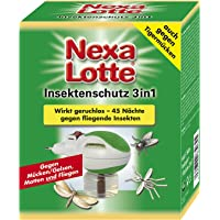 Nexa Lotte Insektenschutz 3-in-1 Starterpackung