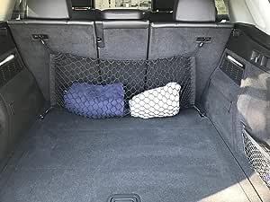 Envelope Style Trunk Rear Seat Cargo Net for Audi Q5 SQ5 Q5 Hybrid 2009-2019 New