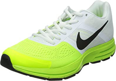 Nike Air Pegasus+ 30, Zapatillas de Running para Hombre, Verde/Negro/Blanco (Volt/Black-White), 39 EU: Amazon.es: Zapatos y complementos