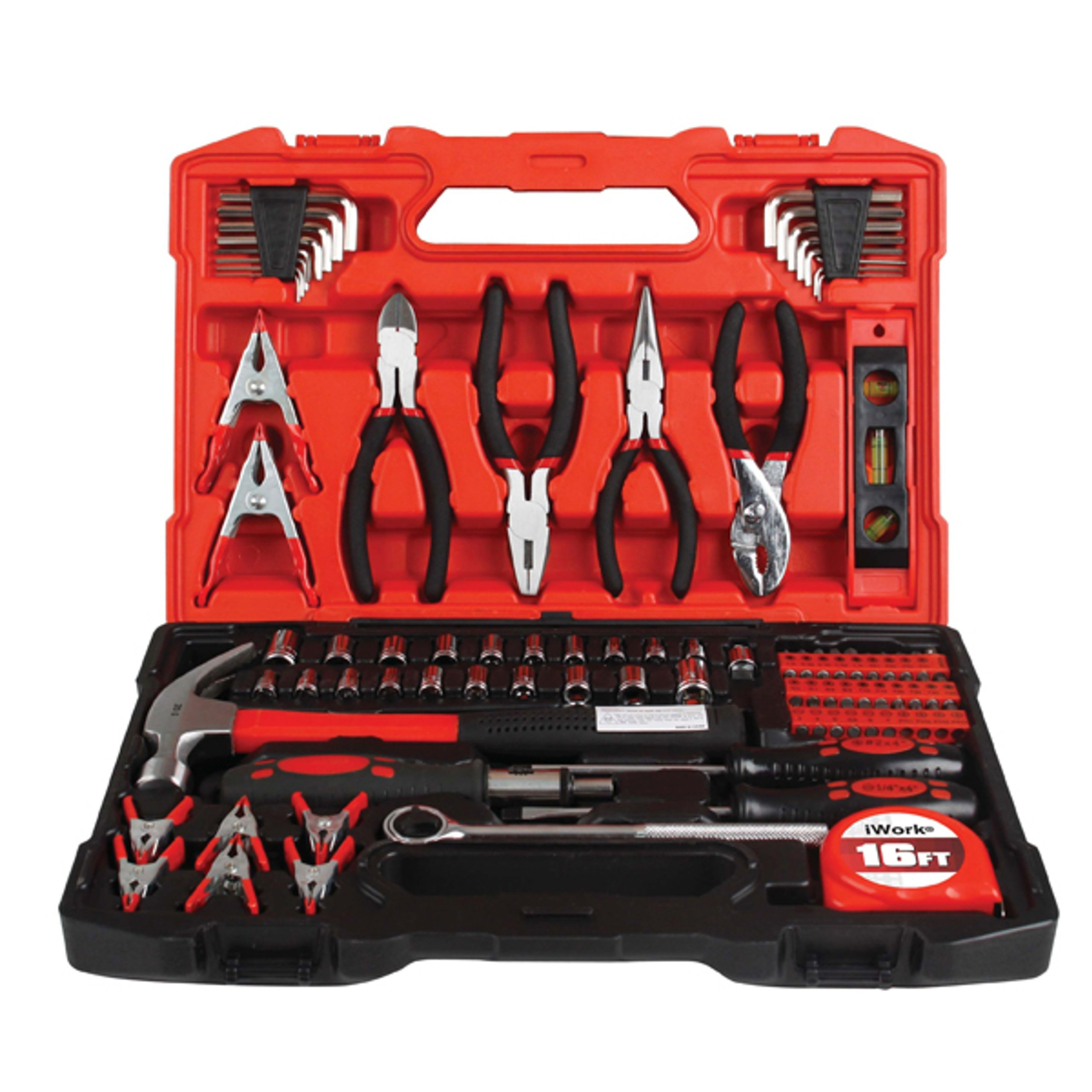 Olympia Tools 80-789 Tool Set, 90-Piece