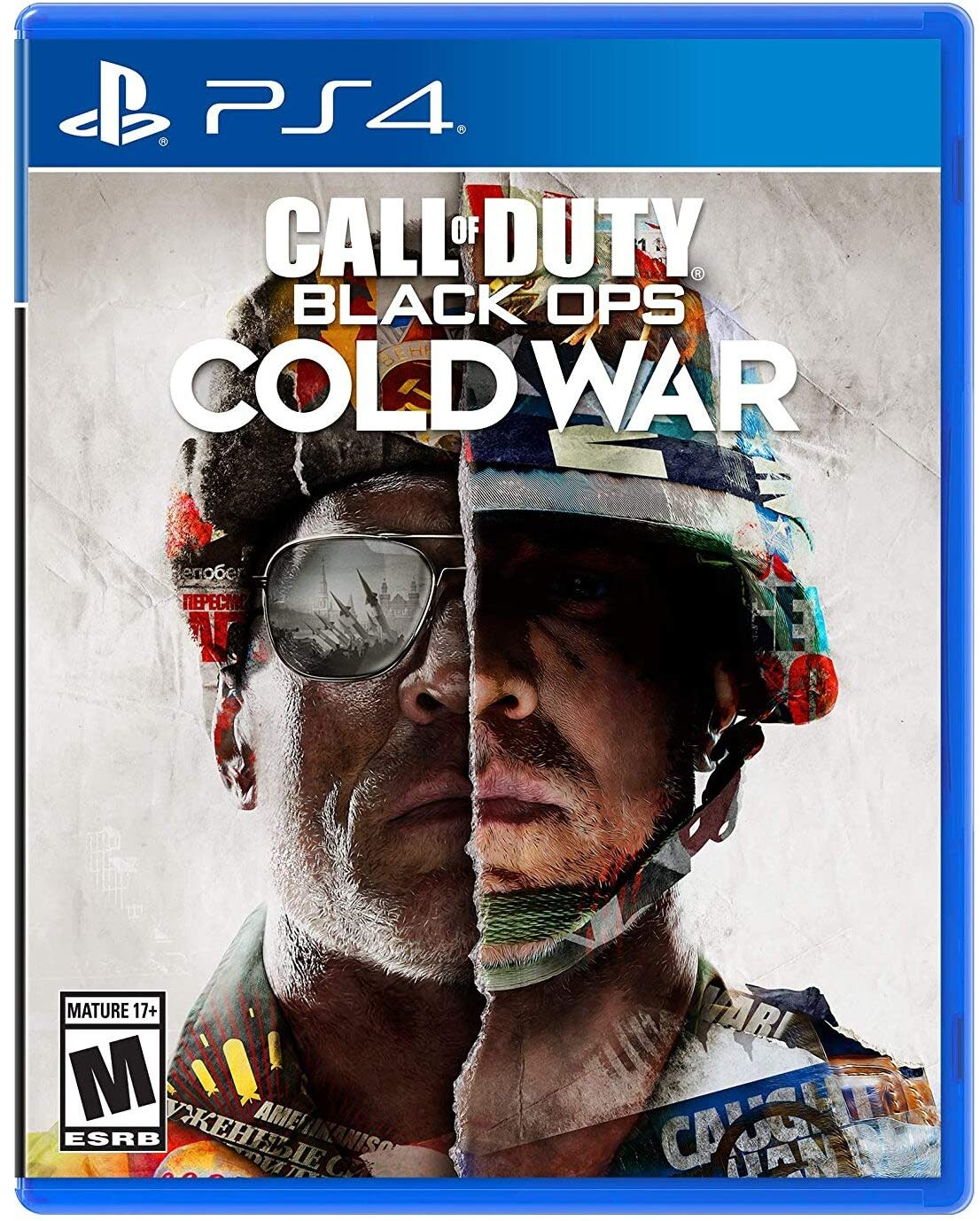 Call Of Duty Black Ops Cold War Ps4 Activision Inc Video Games
