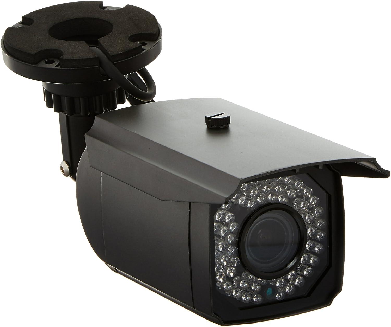 GW 2.0MP 1080P HD Network PoE Video Outdoor Bullet IP Security Camera with 2.8-12mm Varifocal Zoom Len