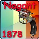 Le revolver Nagant modèle 1878 expliqué