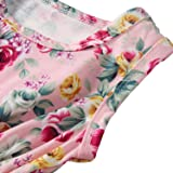 Leapparel Newborn Baby Girls Outfit First Birthday