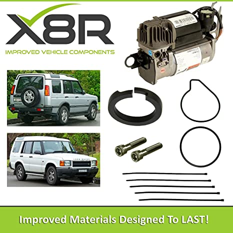 Land Rover Discovery 2 >> Amazon Com Land Rover Discovery 2 Ii Wabco Air Suspension