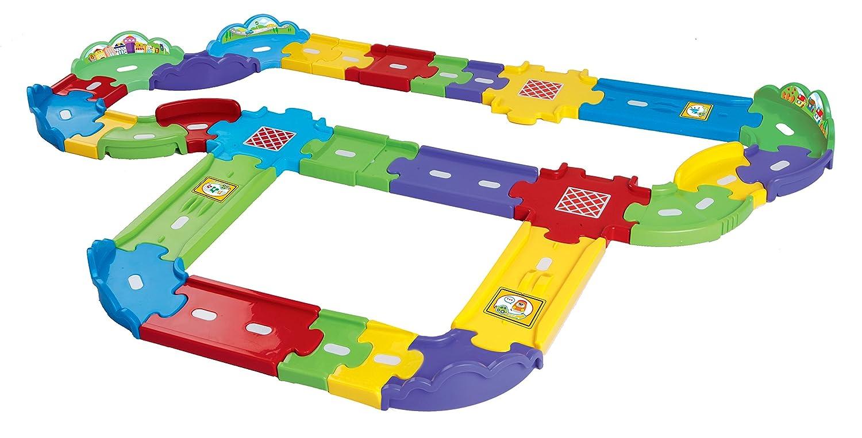 Vtech 80-148104 - Tut Tut Baby Flitzer - Straßen Erweiterungsset, groß groß