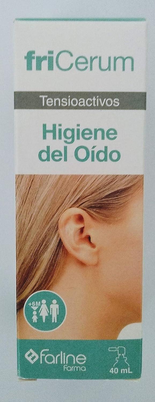 Fricerum para la higiene del oído spray 40 ml: Amazon.es ...