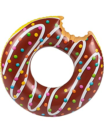 Ultrakidz Flotador Hinchable con Forma de Donut, XXL 331900000127