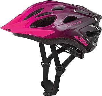 KTM Factory Youth Helmet mit fidlock Verschluss 51-56 schwarz orange glanzend