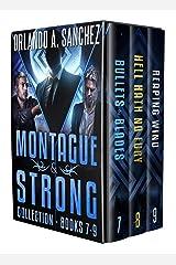Montague & Strong Detective Novels Box Set: Montague & Strong Detective Novels Books, 7 through 9 (Montague & Strong Case Files) Kindle Edition
