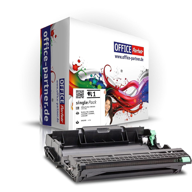 Compatible Tambor con Brother DR-2300 para impresora Brother DCP-L ...
