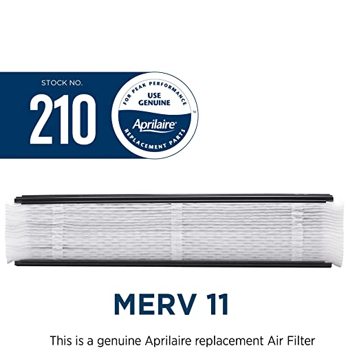 aprilaire 210 air filter for aprilaire whole home air purifiers ...