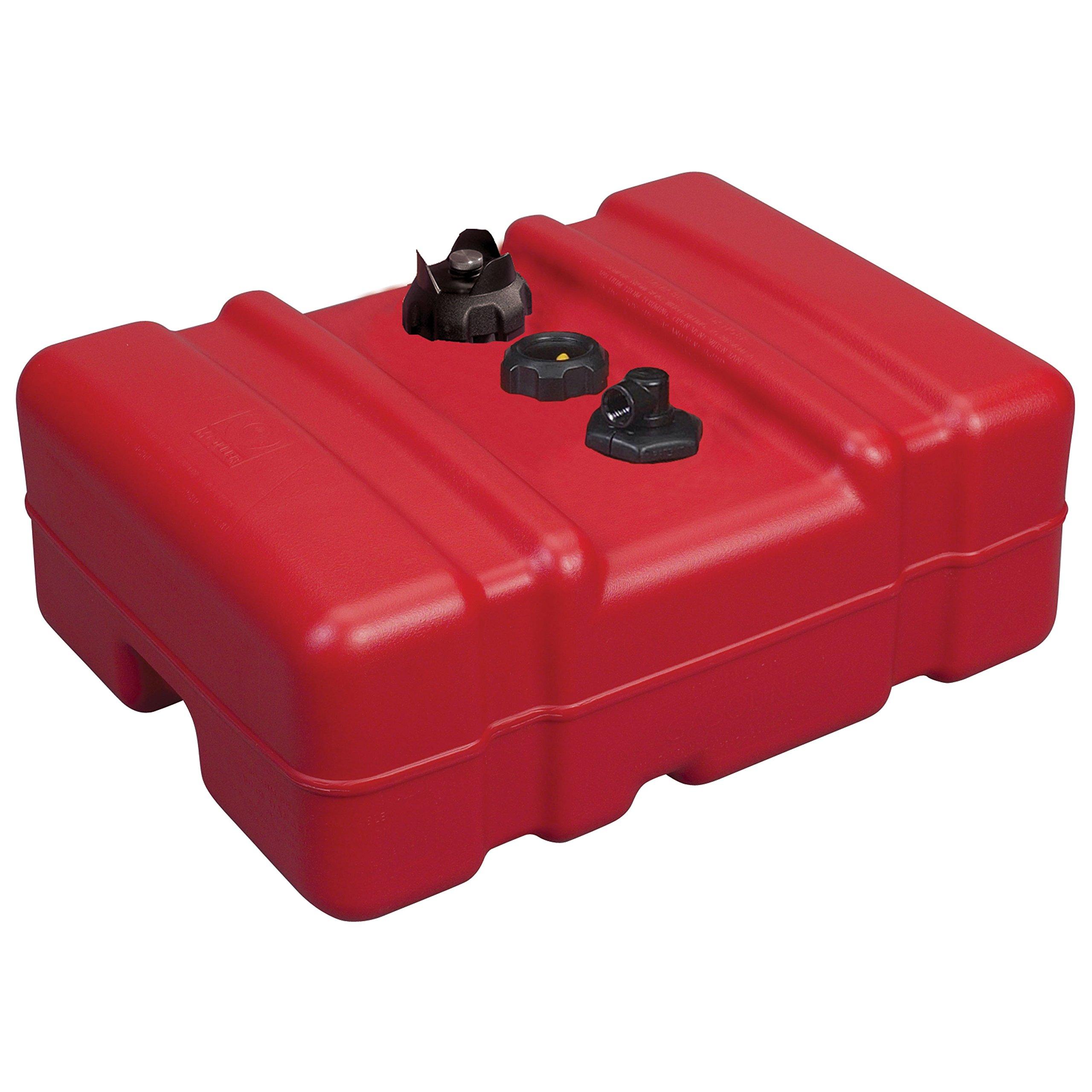 Moeller 630013LP Low Profile Portable Fuel Tank - 12 Gallon
