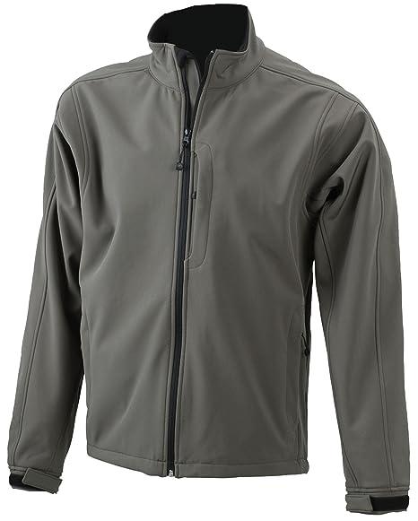 Vêtements Veste Nicholson Homme Softshell amp; Accessoires James Jn135 Et atYFwSqnx