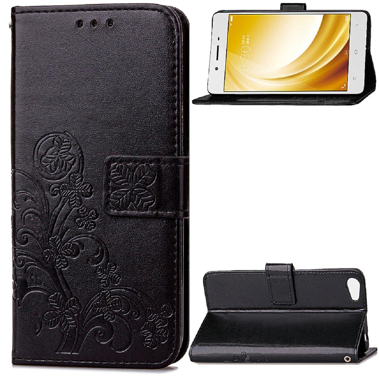 vivo Y53 case,SandWallet,Card slot,Support Case for: Amazon