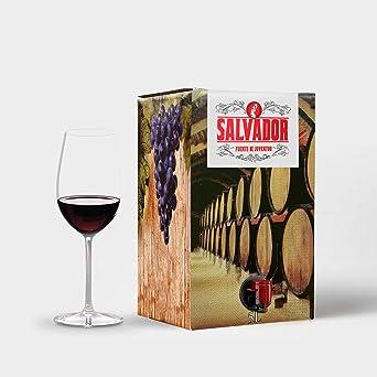 Vino Tinto a granel en BAG IN BOX de 15 Litros - Vino al por mayor para distribuidor de vino y vermut para hostelería (25 Cajas): Amazon.es: Alimentación y bebidas