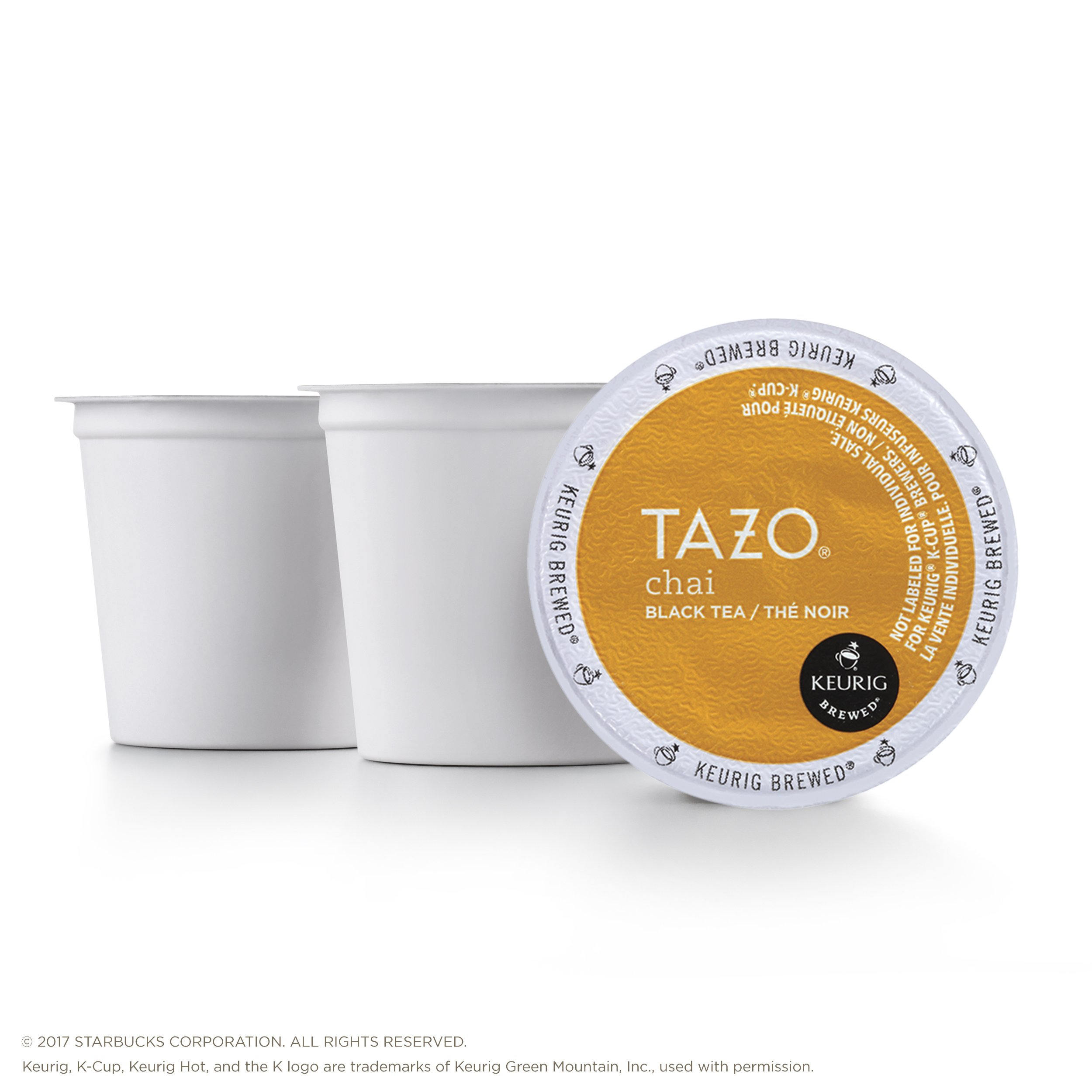 Tazo Chai Black Tea K-Cup, 10 ct (Pack of 6) by TAZO (Image #4)