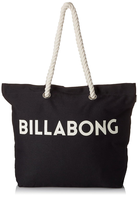2016 Billabong Essentialキャンバスビーチバッグブラックw9bg01 B018E5XJ4G