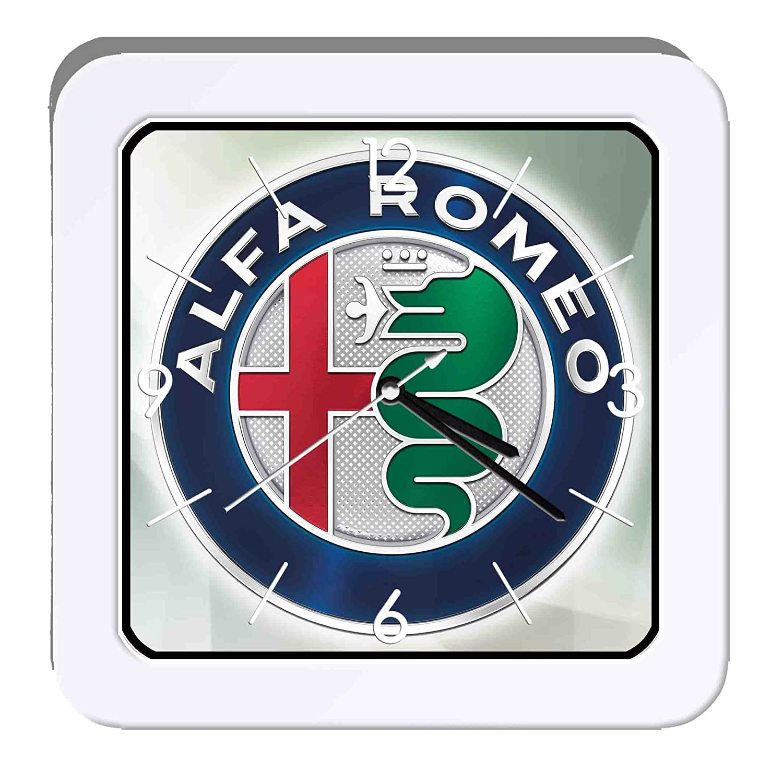 ALFA ROMEO 4 despertador: Amazon.es: Hogar