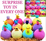 Kids Bath Bombs Gift Set - 12 4.2 oz Surprise
