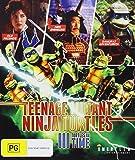 Teenage Mutant Ninja Turtles 3: Turtles in Time [USA] [Blu-ray]