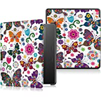 Acphtab Case for Amazon Kindle Oasis 3 2019 Release E-Reader, Premium Ultra Slim Lightweight Shell Stand Cover Smart Case with Auto Wake/Sleep for 7 Inch Kindle Oasis 3 2019, Butterfly