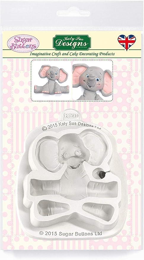 Silicone Mold Baby Elephant