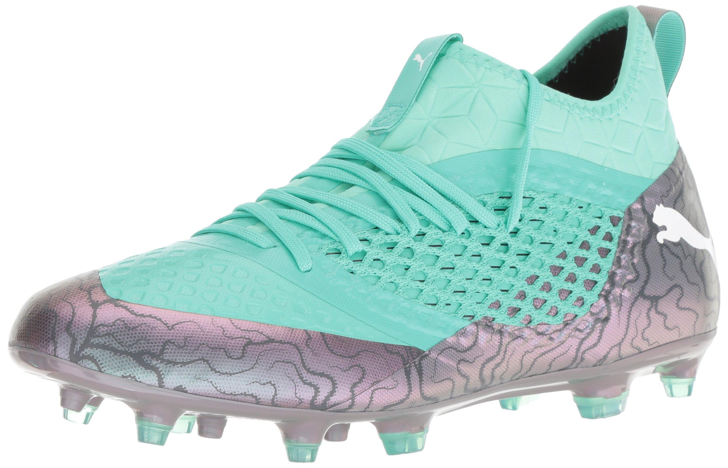 Galleon - PUMA Men s Future 2.3 Netfit FG AG Soccer Shoe 4c21506dc