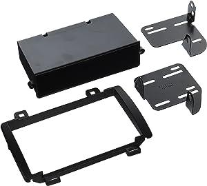 SCOSCHE TA2102B 2009-10 Toyota Matrix/Pontiac Vibe Single DIN w/Pocket Install Dash Kit
