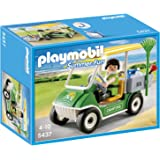 PLAYMOBIL Camping Service Cart Playset