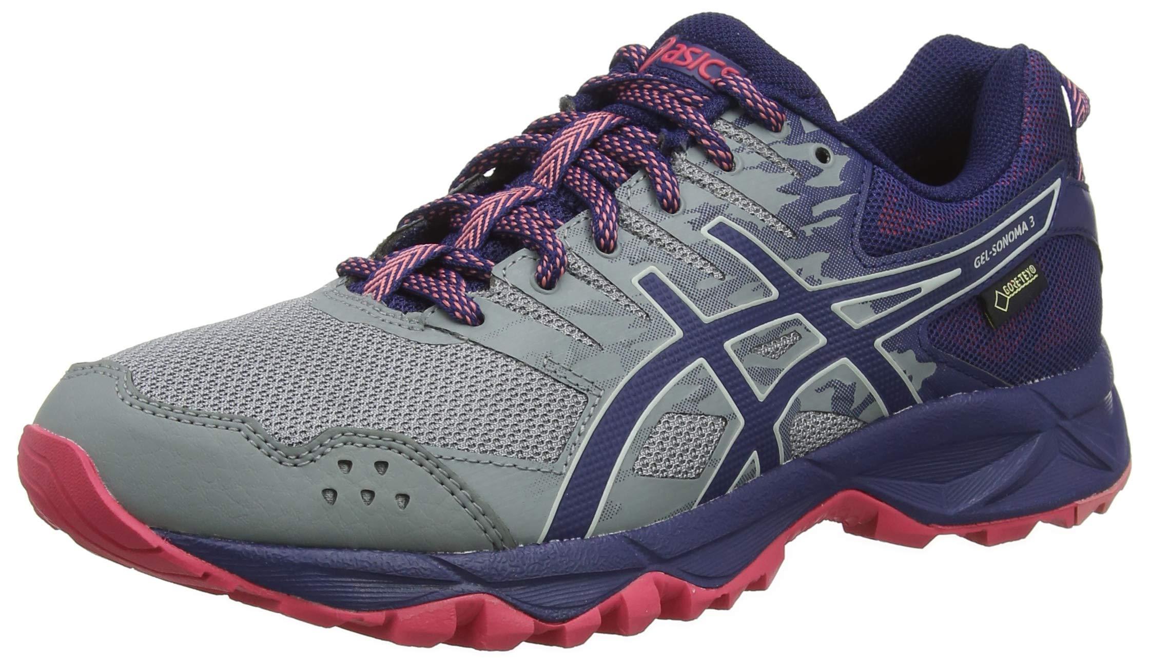 online retailer 991d0 cc2ce Asics Gel-Sonoma 3 G-Tx,Chaussures de Trail Femme product image