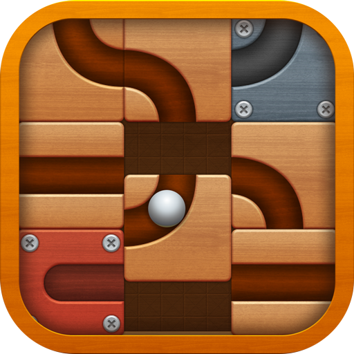 (Roll the Ball® - slide puzzle)