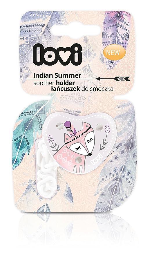 Lovi Indian Summer Girl - Cadenita sujetachupetes