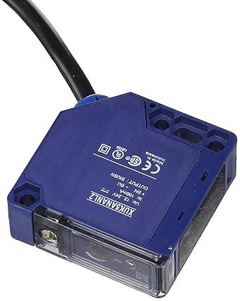 Telemecanique psn - det 42 03 - Detector 50x50 npn proximidad cable contacto abierto función