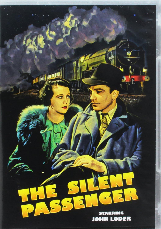 The Silent Passenger (1935) bootleg DVD artwork