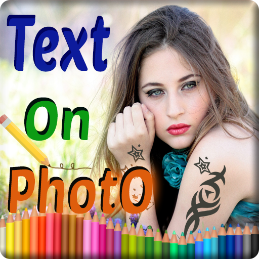 Name Art   Write Text On Photo With Stylish Fonts