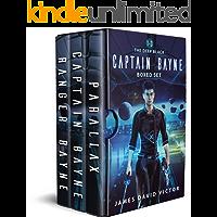 Captain Bayne Boxed Set: The Deep Black: Books 1 - 3
