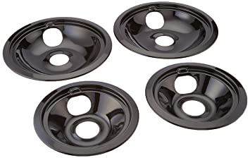 porcelain drip pans for ge hotpoint electric stoves 4u002645
