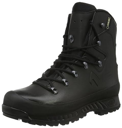 Haix Zapatos Crema Negro (Precio Base 9,20Euro/100ml)