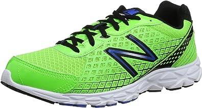 New Balance M590Ob3 - Zapatillas de Running para Hombre, Color Green/Black, Talla 40.5: Amazon.es: Zapatos y complementos